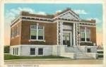 Carnegie Public Library, Frederick, OK